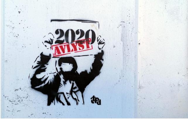 OG UTSATT I 2021: ITPD sin sjablongkunst om VossaJazz i pandemiårene